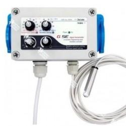 Controlador de temperatura y humedad con configuaración de baja presión