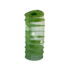 Secador verde redondo - 8 pisos 90 cm