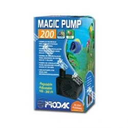 Bomba de agua - Magic Pump 200 - 100/300 ltr/h. - PRODAC