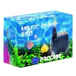 Bomba de agua - Magic Pump 550 - 500 ltr/h. - PRODAC