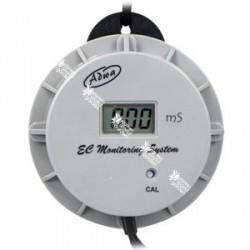 Medidor digital continuo de EC redondo Gris - ECO406 - ADWA