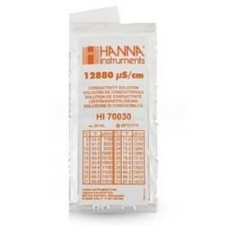 Calibrador de EC líquido - 12880 - en sobre de 20ml. - HANNA INSTRUMENTS