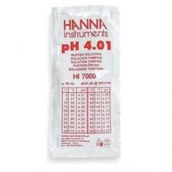 Calibrador de PH líquido - 4,01 - en sobre de 20ml. - HANNA INSTRUMENTS