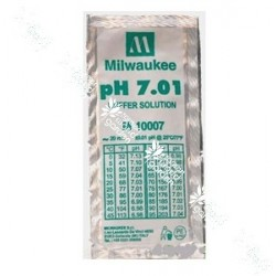 Calibrador de PH líquido - 7,01 - de 20 ml. MILWAUKEE