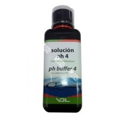 Calibrador de PH líquido  4,01 - de 300 ml. - OFERTA - VDL