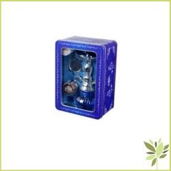 Shisha simple 23 cm con caja