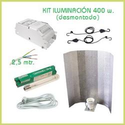 Kit 100x100 400 w
