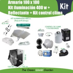 Kit 100 x 100 400 w Adjust-A-Wings