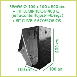 Kit 100 x 100 400 w Adjust-A-Wings