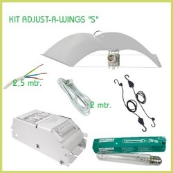 Kit iluminación 400 w Adjust-A-Wings S