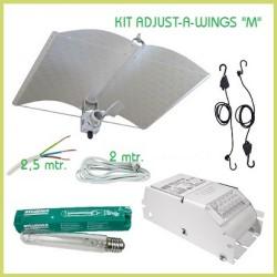 Kit éclairage Ajust-A-Wings M 600 w