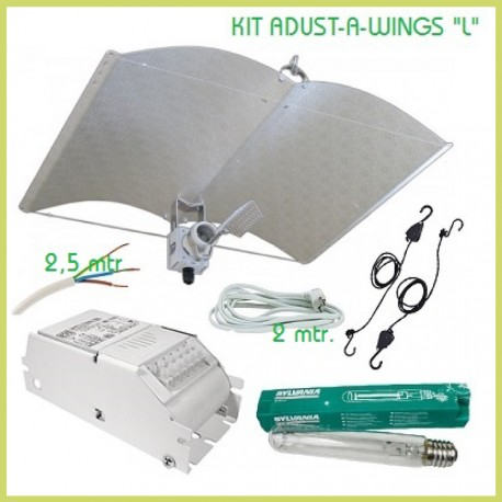 Kit iluminación 600 w Adjust-A-Wings L