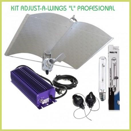 Kit iluminación Adjust-A-Wings L Profesional