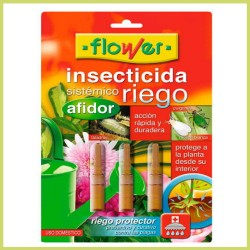 Insecticide systémique d'arrosage - 3 x 2,5 ml - FLOWER