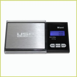 MIAMI - 600 x 0,1 g - Usa Weigh