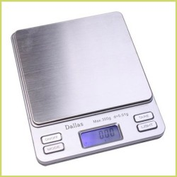 DALLAS - 2 kg x 0,1 g - Usa Weigh