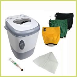 Kit lavadora pequeña Resinator - The Pure Factory