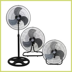 Ventilador Typhoon industrial 3 en 1 - 45 CM - THE PURE FACTORY