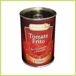 Lata de tomate frito