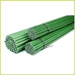 Tutor plástico verde