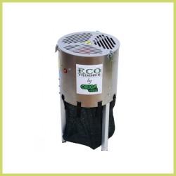 Peladora Eco-Trimmer de ORUGA VERDE