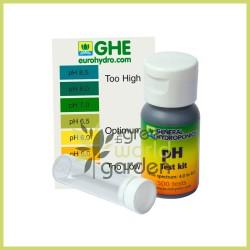 Tester de PH en gotas - GHE