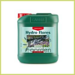 Hydro Flores A (Agua Blanda) - CANNA
