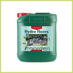 Hydro Flores B (Agua Blanda) - CANNA