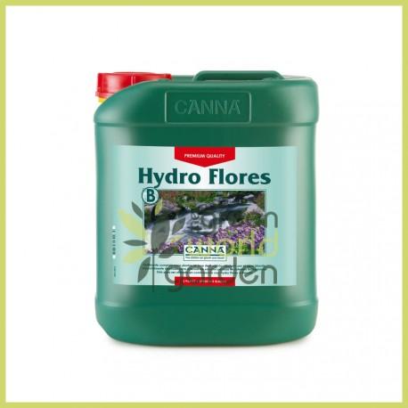 Hydro Flores Agua Blanda- CANNA