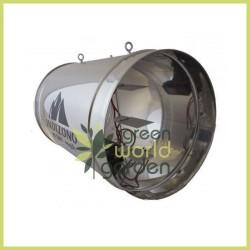 Ozonizador 300mm - 10500mg/h 10000m³  -  INDIZONO
