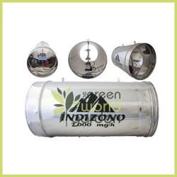 Ozonizador 200 mm - 7000 mg/h 7000 m³  -  INDIZONO