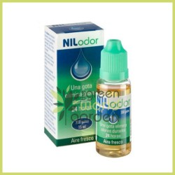Desodorante concentrado - 15 ml - NILODOR