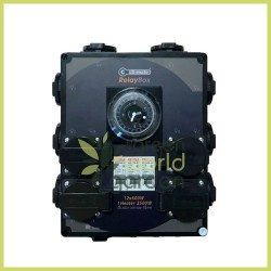 Cuadro de luz 600w con calefactor 2.000w - CLI-MATE