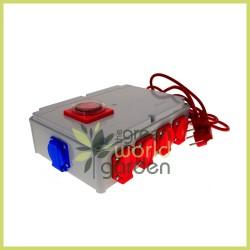 Cuadro de luz 600 w - METEBOX