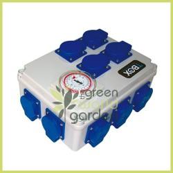 Cuadro de luz 12 x 600w - TEMPO BOX