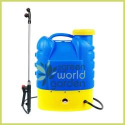 Pulverizador eléctrico en mochila 16 ltr.